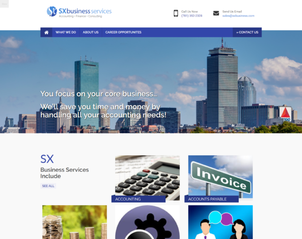 SX Business Services