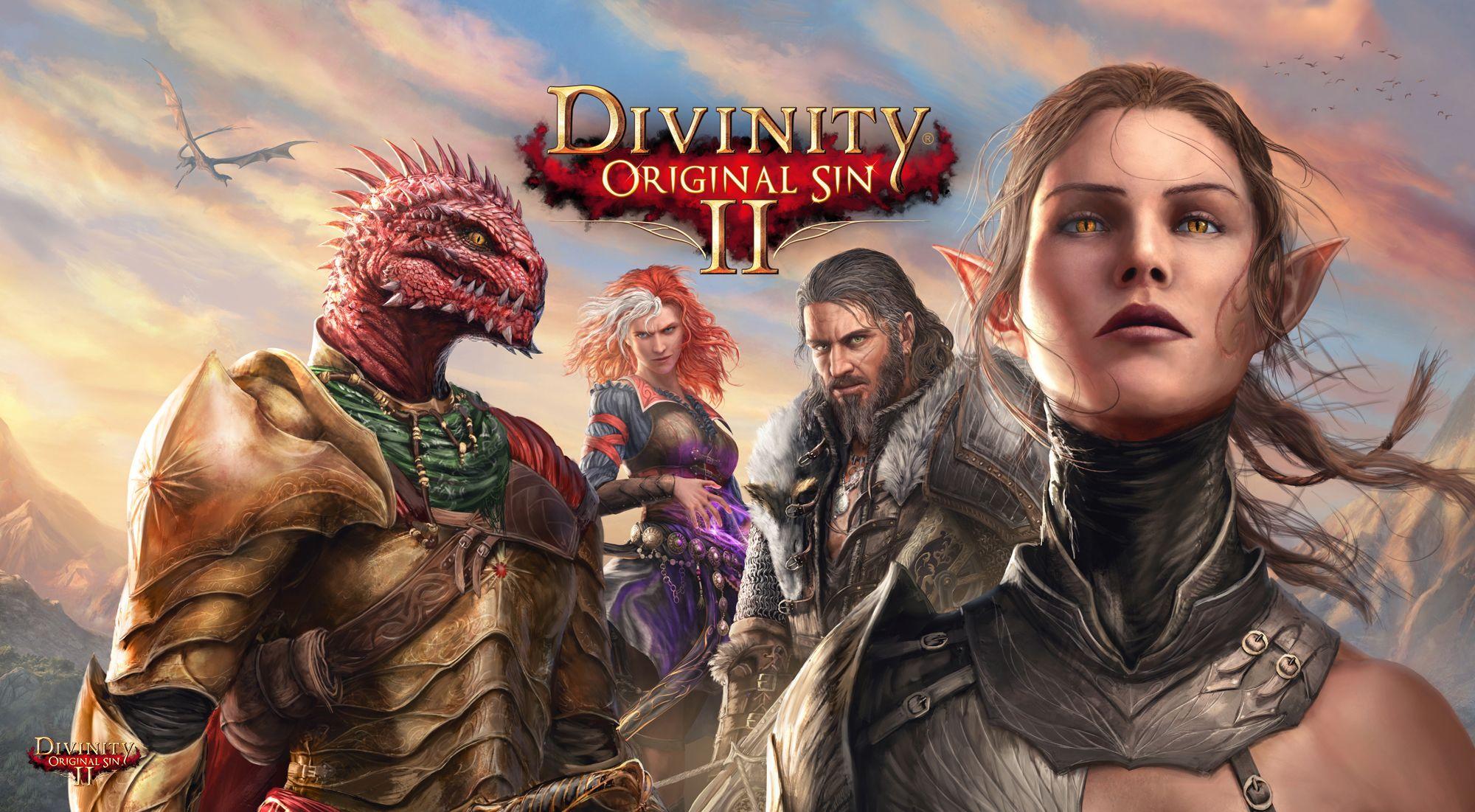 Divinity Original Sin 2 overview