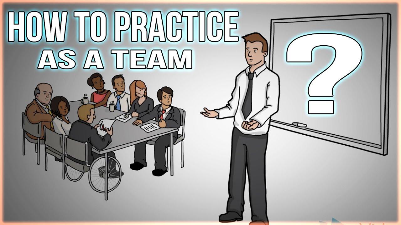 CS:GO Team Training Procedures