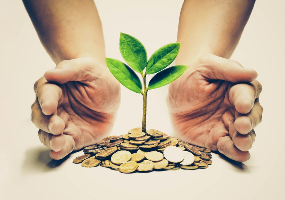Why a microcredit is a good idea